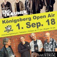 Königsberg Openair Tagtraeumer & Wir4