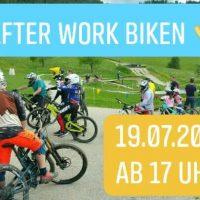 After Work biken – es geht wieder los!