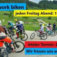 """after work biken"" – Achtung: 23.8.2019 letzter Termin!"