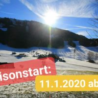 Start in die Wintersaison