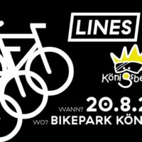 LINES Ride 20.8.2020 – ab 17 Uhr